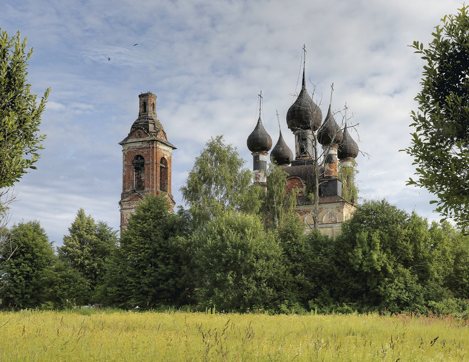 アレクセイ・ハリン氏は10年以上、写真プロジェクト「失われた村」に取り組んだ。