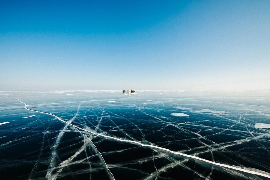 Selo Hužir (5444 km udaljeno od Moskve) glavni je grad na otoku Oljhon, najvećem na jezeru Bajkal.