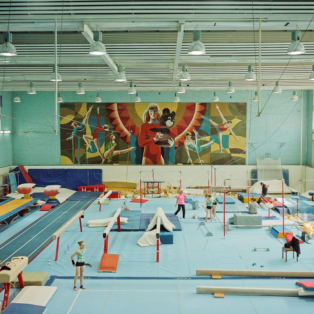 Das Erbe der Olympischen Spiele in Moskau dient als Beispiel dafür, was mit Olympiastätten in einem Zeitraum von 30 Jahren geschehen kann. // Sportpalast Luschniki