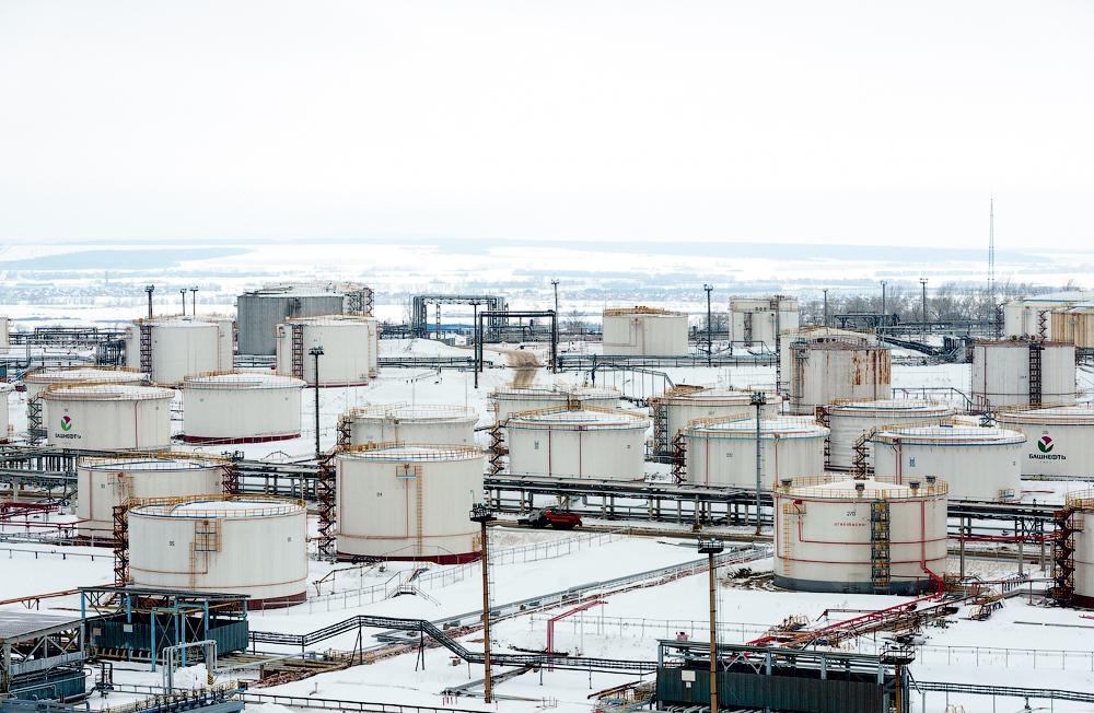 U Bašneftu se dnevno dobije 17 000 – 18 000 tona nafte.