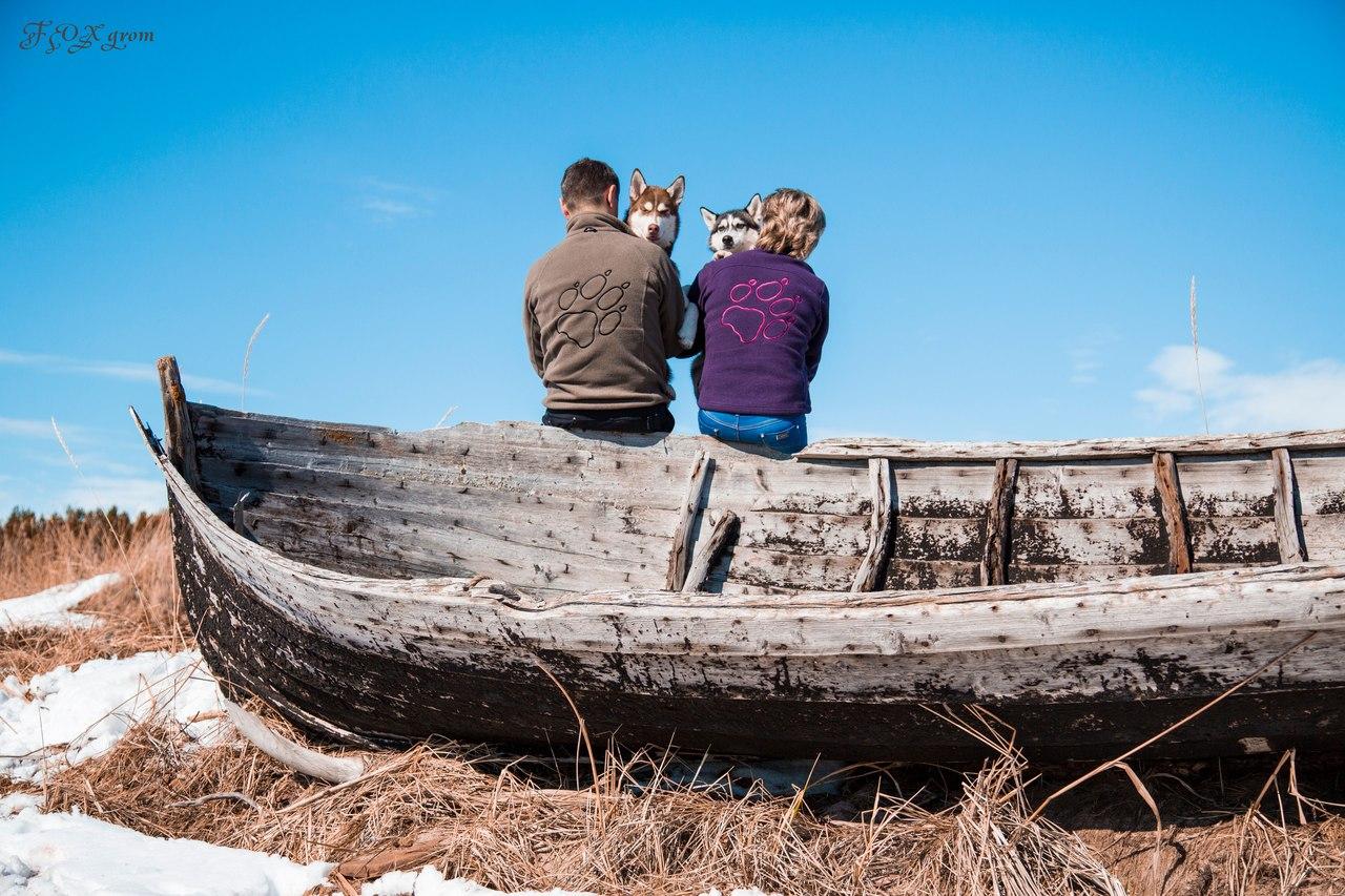 フォックス・グロムは自宅で多数のハスキーを自分用に飼っているが、繁殖用の飼育場を開設する予定であることをロシアNOWに対して明かした。
