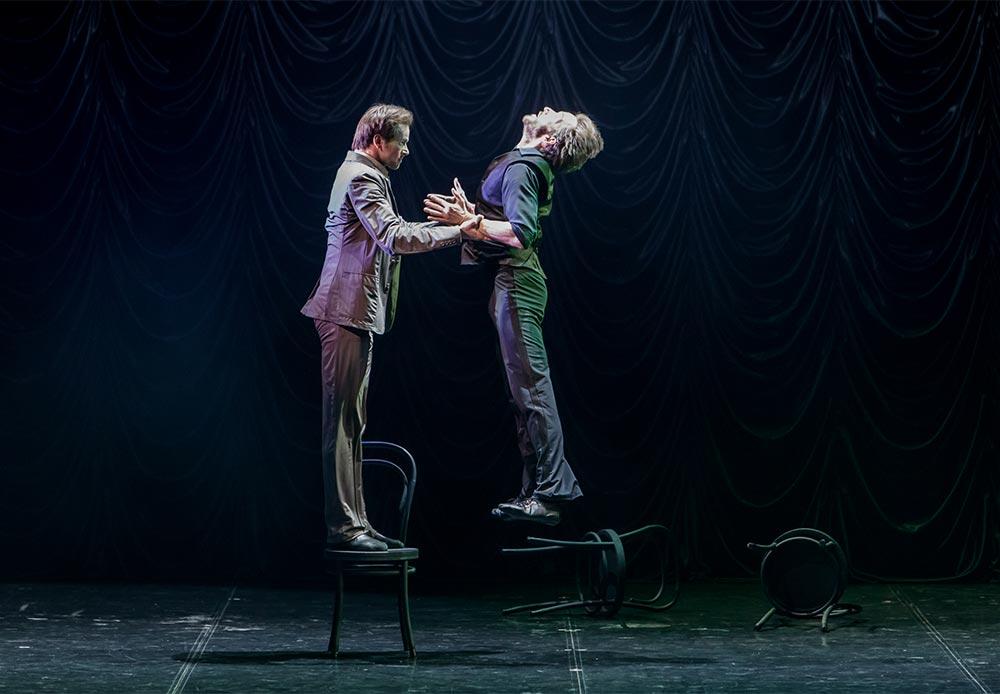 Il coreografo ha impiegato tre decenni per lu2019allestimento del progetto sulla base del suo stile distintivo e coinvolgente