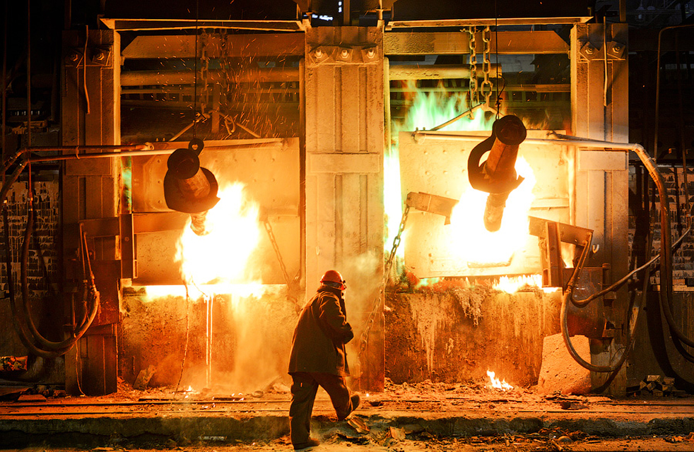 Outre la production de cuivre, une usine de concentration a été mise en service en 2007 pour le traitement des matières premières minérales et des scories de la production métallurgique. L'usine de concentration produit 650 000 tonnes de charge par an.