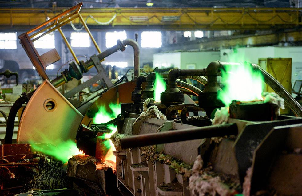 """Обогатителният завод позволи на """"Карабашмед"""" да постигне висок коефициент на извличане на медта, като в същото време изпълнява своите промишлени и екологични цели."""