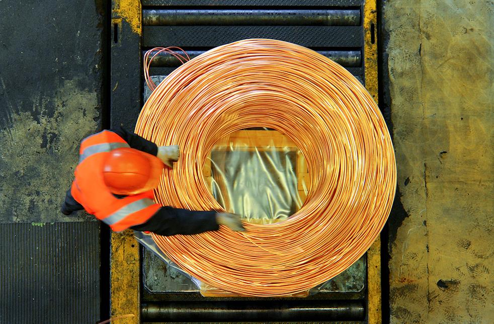 Karabachmed a cessé de produire et d'accumuler des déchets solides dans sa production métallurgique.