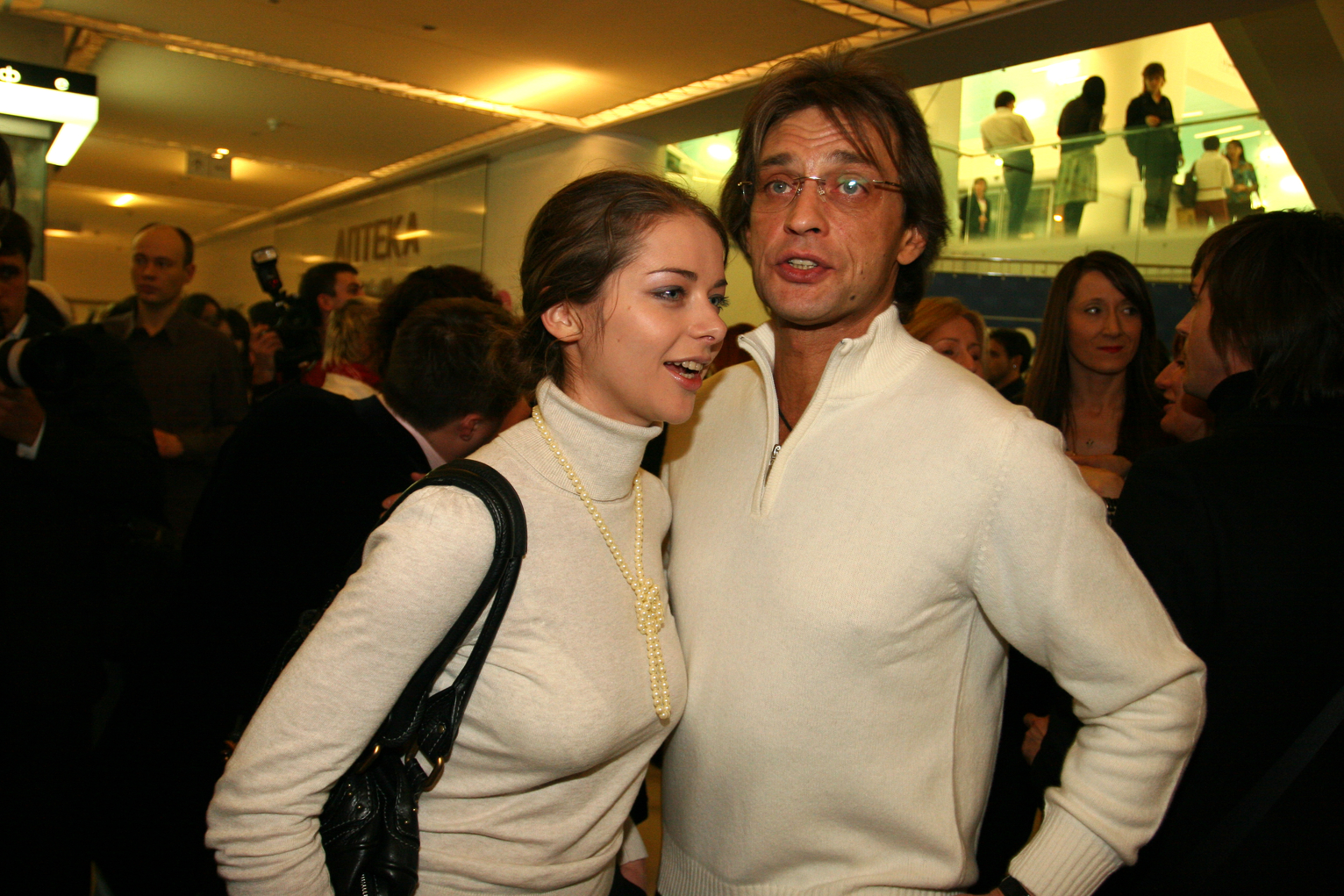 "Dal 2006 al 2011 Marina lavorò nel famoso teatro moscovita ""Sovremennik"""