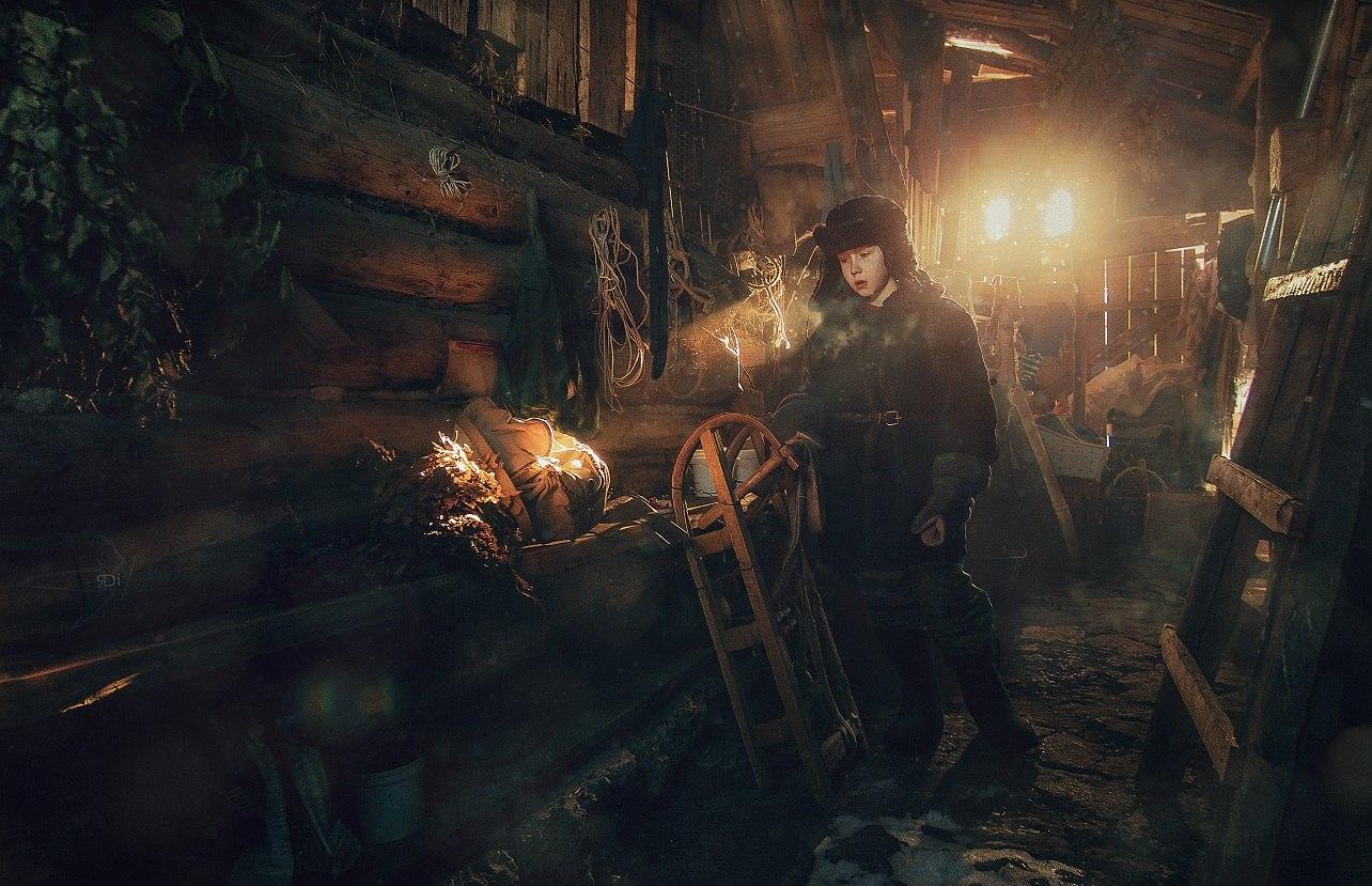 """10/10. Гледаоци стичу утисак да се на сваку његову фотографију односи стих Пушкинове поеме """"Руслан и Људмила"""": """"Тамо је руска душа, тамо је мирис Русије..."""""""