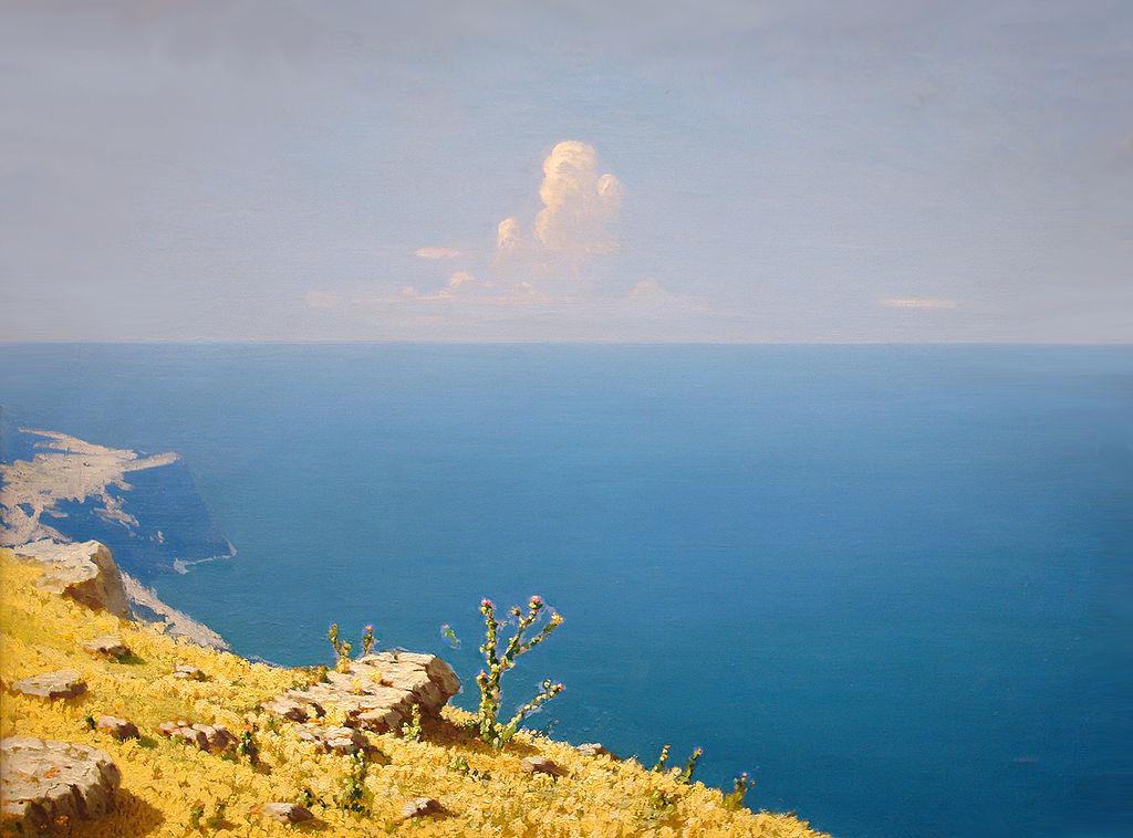 Море. Крим, Архип Куинджи, 1875.