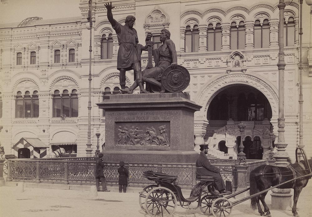 In this anniversary year for the Moscow subway (on May 15 it will be 80 years old), the Moscow Museum is holding an exposition on the story of transport in the city through all its history.