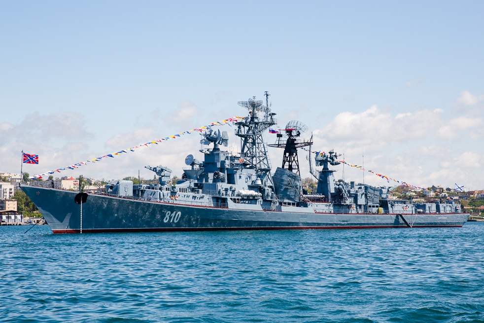 """Разрушителите клас """"Кашин"""" са група  разрушители със система за ракетно насочване, построени от Съветските военноморски сили през 1960-те и началото на 1970-те г. Съветското им име е """"Проект 61"""". Към 2007 г. в експлоатация в Руските военноморски сили е един кораб, а пет модифицирани кораба служат в Индийската армия като разрушители клас """"Раджпут""""."""