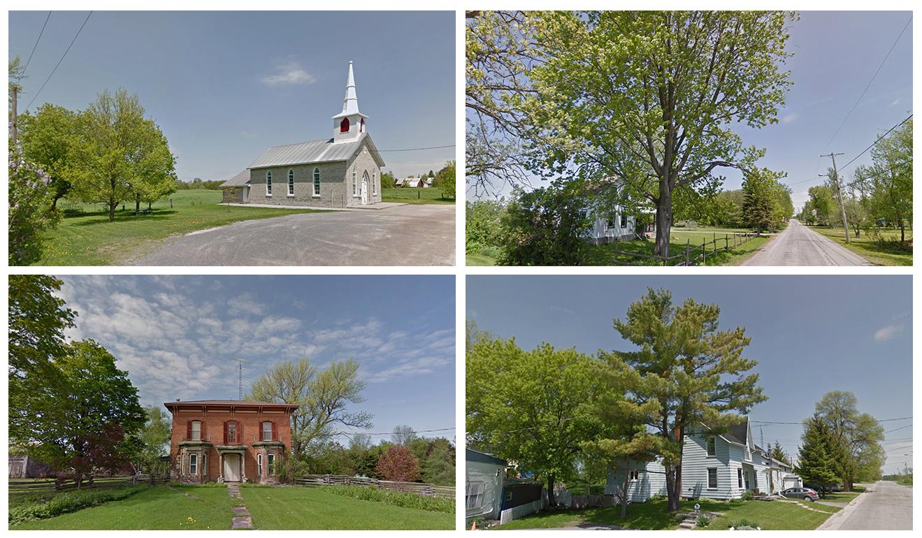 3. Moscow postoji i u Kanadi, ali tamo nije glavni grad, naravno, već malo mjesto u okrugu Stone Mills u saveznoj državi Ontario.