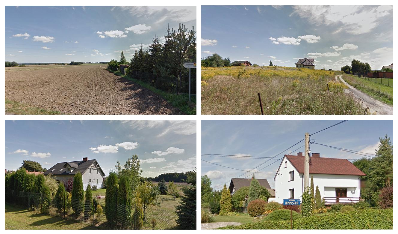 Тази спирка е много по-близо до родината (за руснаците). Тази Москва се намира в централна Полша, на 130 км от Варшава. Към 2004 г. там живеят 110 души.