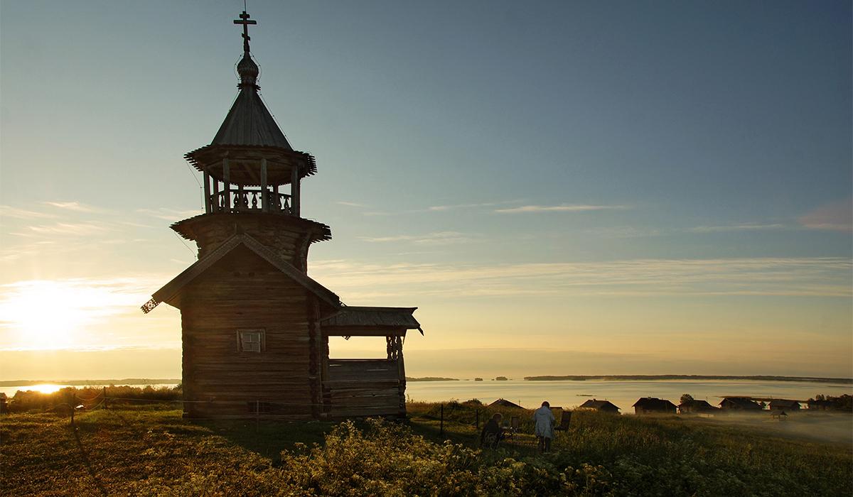 """10/12. """"Црква Нерукотвореног Образа у селу Вигово, 17-18. век."""""""