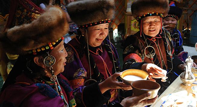 Ако търсите наистина добър тарасун, отидете до Русиновския пазар в Иркутск или в типичните кафенета с национална бурятска кухня.