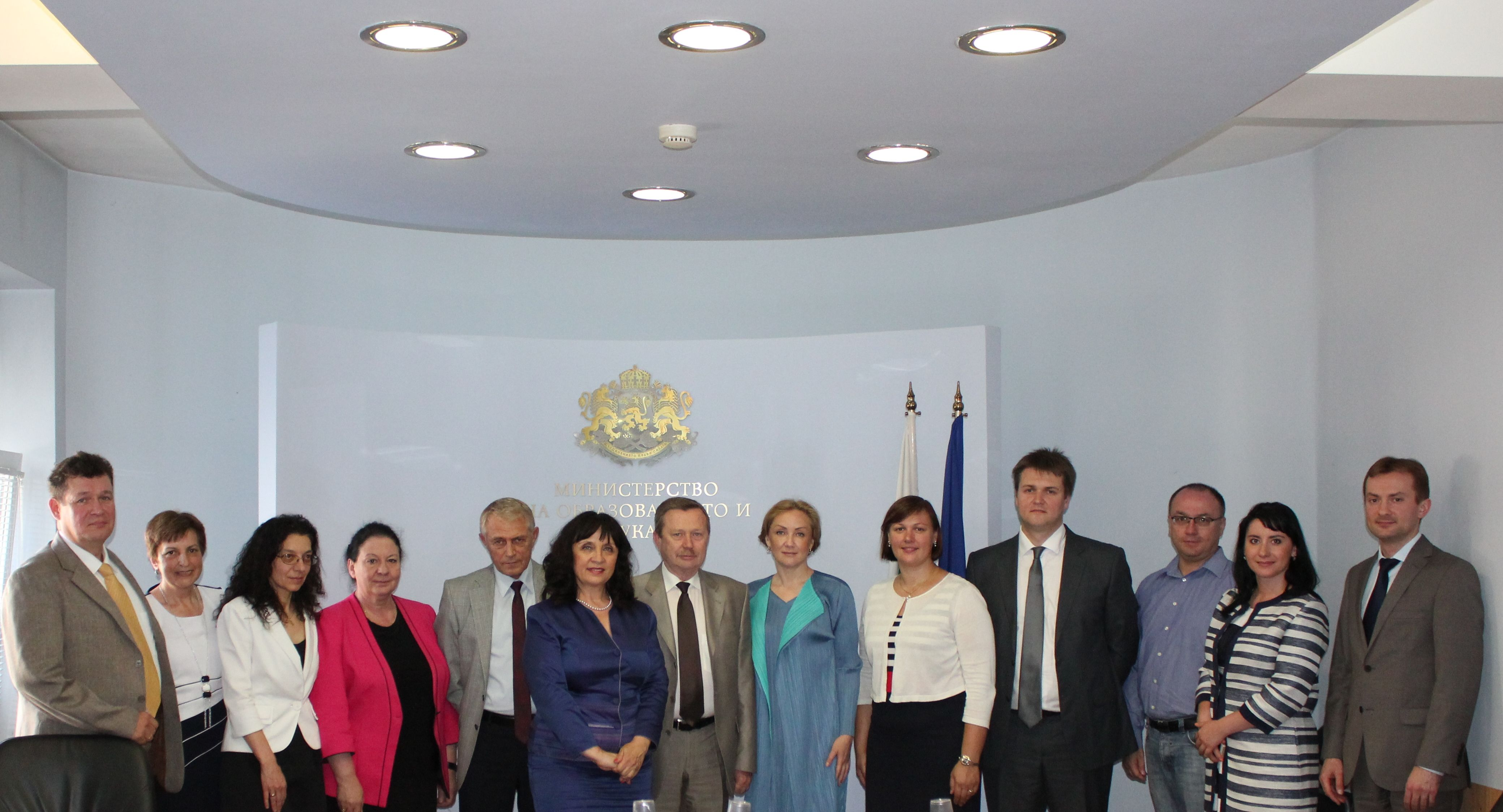 Значението на тази среща е голямо за България, защото според организаторите това означава, че българските преподаватели-русисти са високо ценени.