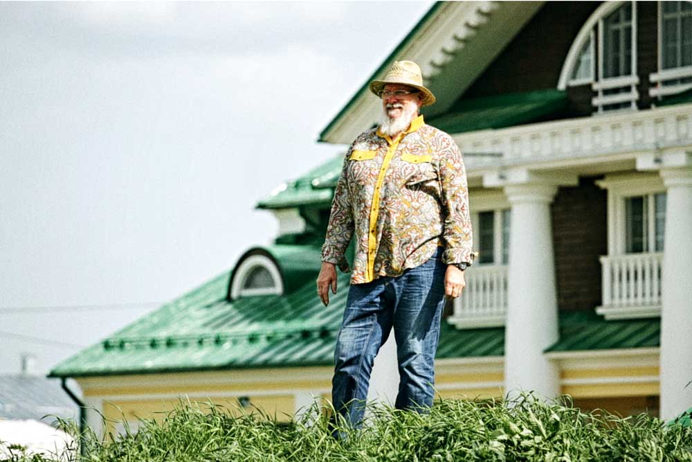 The art of being a Russian farmer