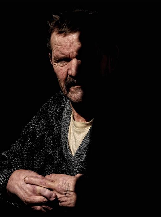Alexandr Kirpitschew starb vor zwei Jahren im Alter von 63 Jahren an Krebs. Verbrachte 5 Jahre in einem Pflegeheim, seine Tochter kam ihn regelmäßig besuchen; sie hatte keine Möglichkeit sich um ihn zu kümmern.