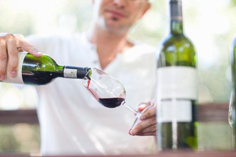 Наличието само на един вносител от голямо направление е безпрецедентен случай на руския пазар на вино.