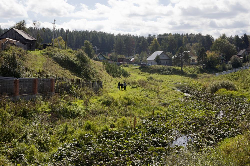 レショートゥイ村は、軍隊の一時的な避難所として、アンナ・ヨアーノヴナ女帝の命により現スヴェルドロフスク州で1735年に創立された。