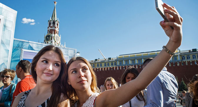 App incluirá também software para editar selfies