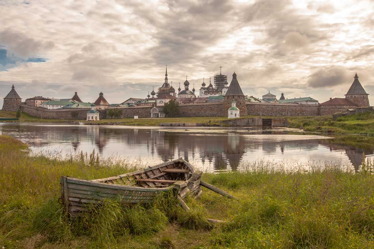 Solovki - how to get there