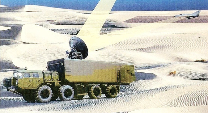 """В интервю за ТАСС представител на ОПК твърди, че """"по технически характеристики в света не са известни аналози на това оръжие"""". Въпреки това, той не разкрива точни характеристики. Самото """"СВЧ-оръдие"""" е представено само на военни специалисти в рамките на закрито мероприятие по време на военния форум """"Армия-2015"""", което се проведе в средата на юни в Подмосковието."""