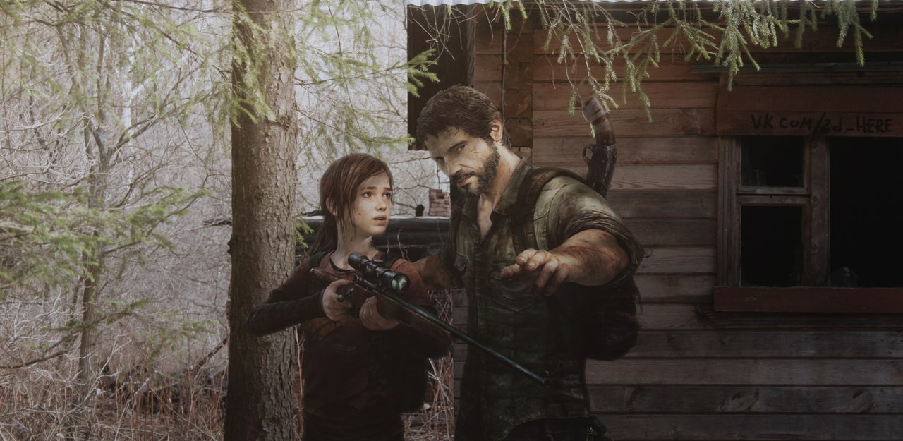 Watch out for Clickers in The Last of Us drinking vodka and playing balalaikas!