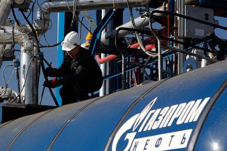 Nach Meinung russischer Experten sind die negativen Ergebnisse mit einer Fehlstrategie des Unternehmens zu erklären.