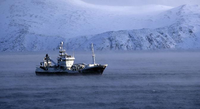 Plataforma marítima do Ártico pode armazenar até um quarto do petróleo e do gás não descobertos do planeta.