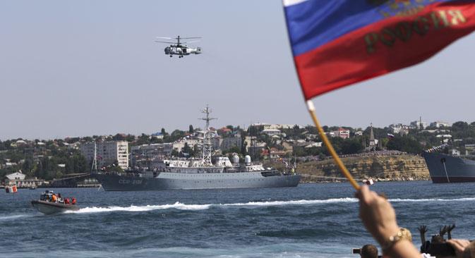 Infraestrutura de transportes e bancária ainda é desafio para autoridades da Crimeia