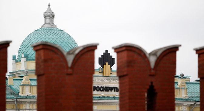Subsidiárias da petrolífera estatal Rosneft estão entre empresas sancionadas pelos EUA