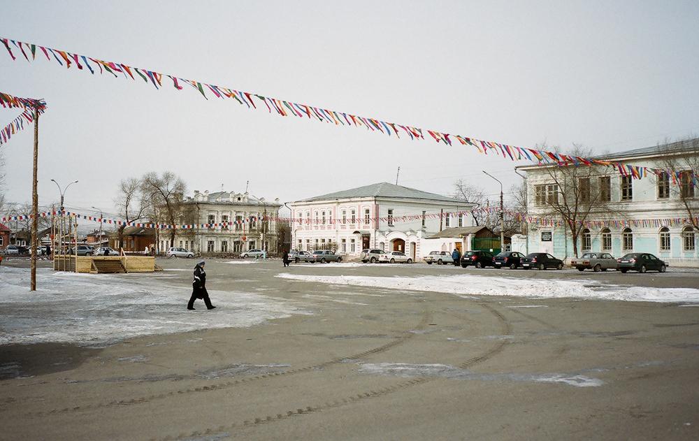 Минусинск е един от най-старите градове в Източен Сибир, разположен на бреговете на р. Енисей, на 422 км южно от Красноярск. Населението му е над 68 000 души.