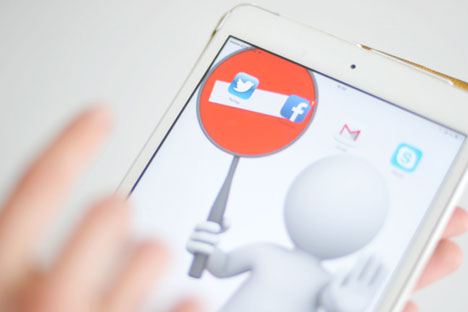 Internet-Zensur wird von der Mehrheit der Russen unterstützt.