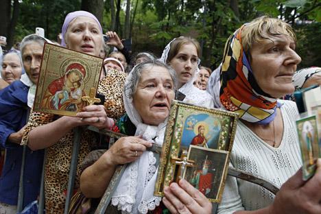 Segundo o estudo, ortodoxos se deparam com ofensas à religião com a mesma frequência que o resto dos russos