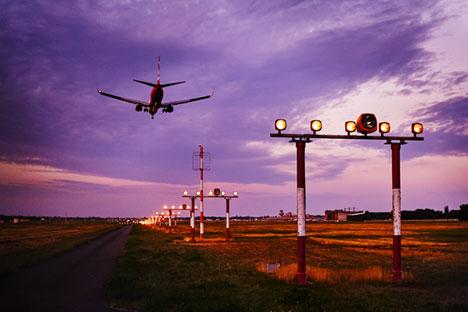 Ausländische Fluggesellschaften ziehen sich vermehrt aus Russland zurück.