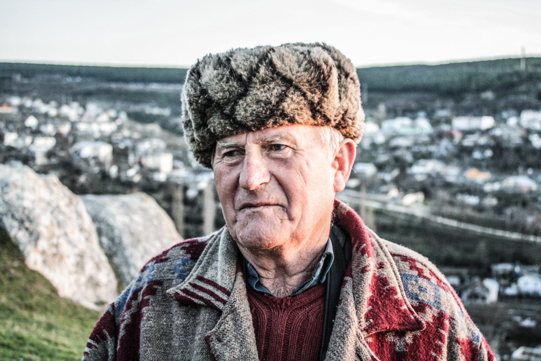 """Pardelli ha raccontato a RBTH la sua iniziativa: """"Questo progetto dovrebbe concludersi nel 2017 in occasione dell'anniversario della Rivoluzione d'Ottobre. L'idea è quella di raccontare, nella maniera più oggettiva possibile, la realtà dell'epoca sovietica e il destino dei paesi che vi entrarono a far parte"""" // Pastore della Crimea, Bakhcisaraj"""