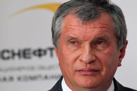 Presidente da Rosneft, Ígor Sétchin