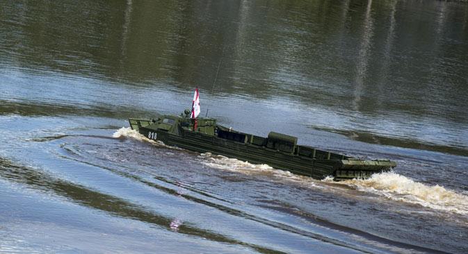 The BMR-3MA Vepr. Source: Vitaly Kuzmin / Wikipedia.org
