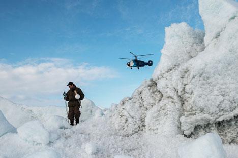 Russland will weiter in die Arktis investieren.