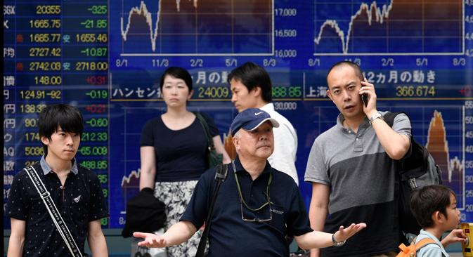La dévaluation du yuan a complètement bouleversé le marché asiatique.