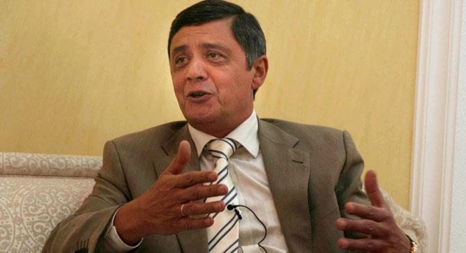 Zamir Kabulov.