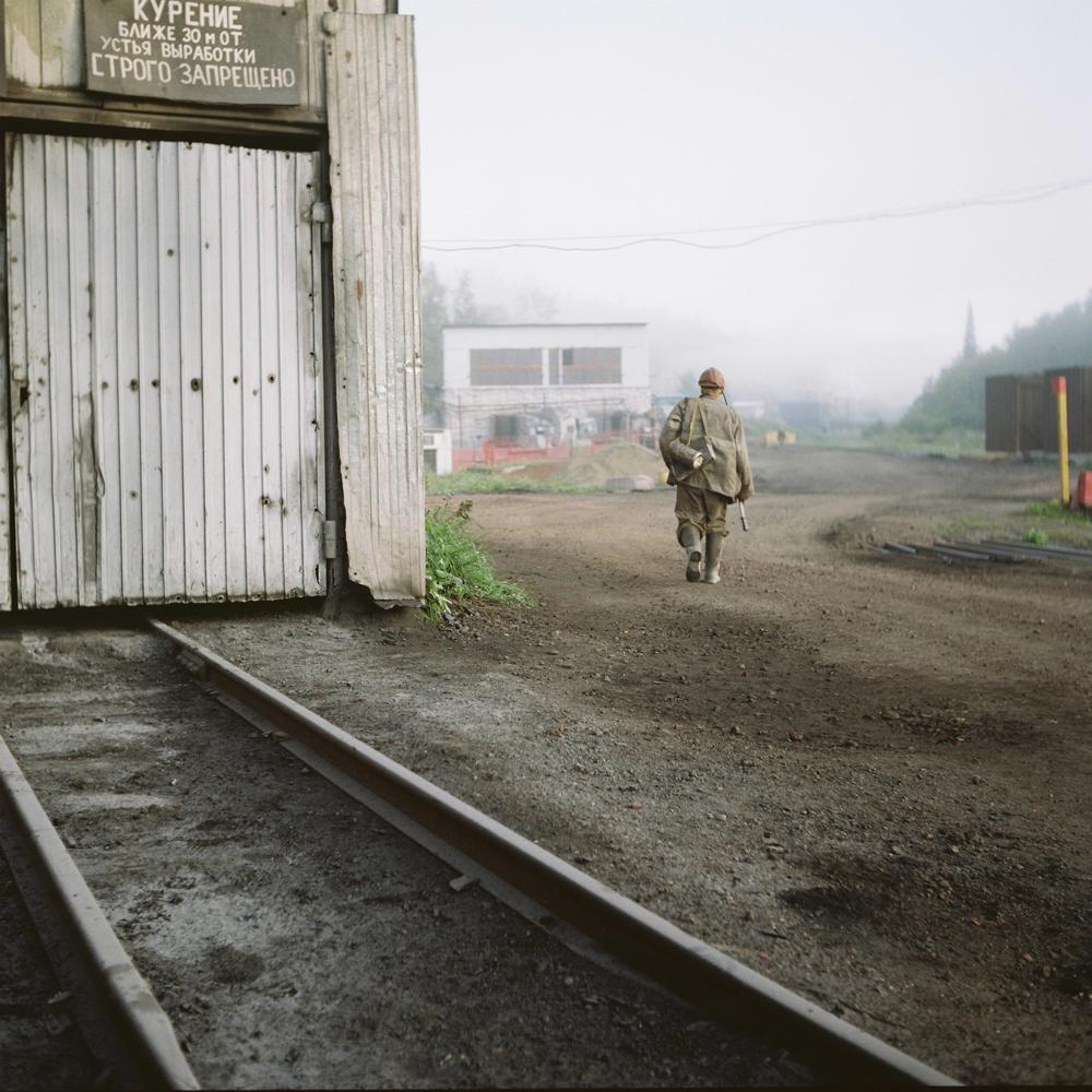 Eine Million Tonnen Steinkohle fordert in Russland ein Bergmannsleben.