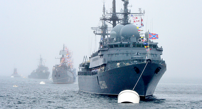 Russian ships may return to Vietnamese waters.