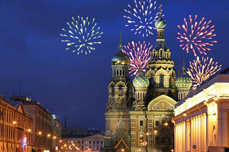 História e potencial turístico contribuíram para vitória de São Petersburgo