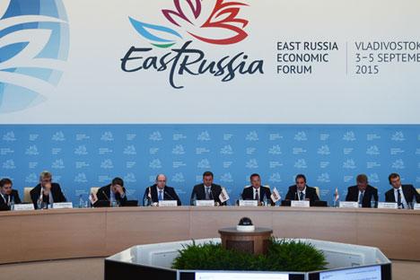 The Eastern Economic Forum was held in Vladivostok September 1-3.