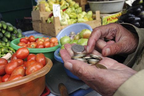 Pobreza na Rússia se concentra sobretudo em áreas rurais e pequenas cidades