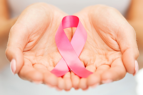 Breast cancer awareness events take many forms. Source: ShutterStock/Legion Media