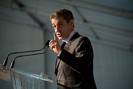 Former French President Nicolas Sarkozy. Source: Getty Images