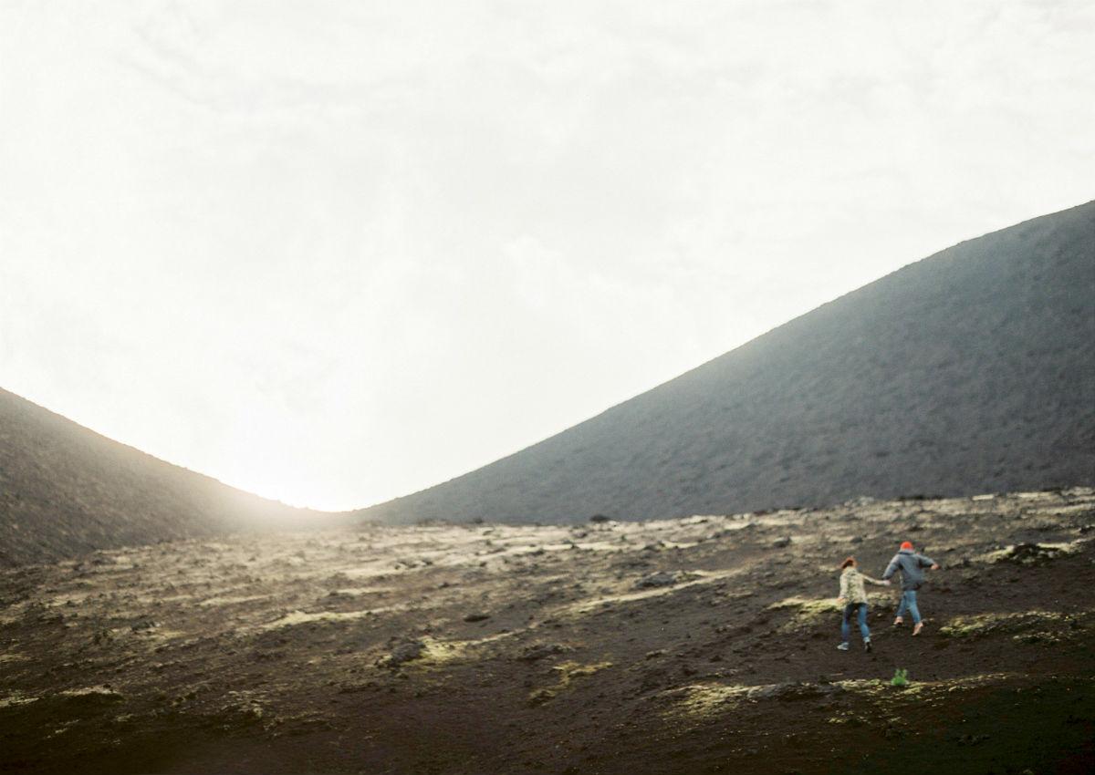 »Kamčatki pravijo tudi ''ognjena zemlja'', zaradi njenih vulkanov. Je edinstvena in neraziskana. Tam smo preživeli tri tedne in bilo je premalo.«