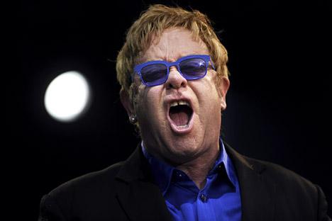 Sir Elton John. Source: AFP / East News